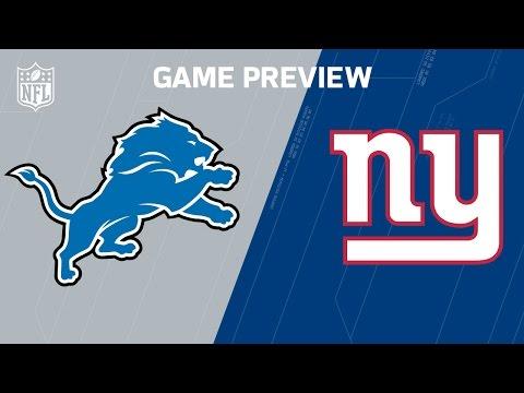 Lions vs. Giants   Darius Slay vs. Odell Beckham Jr.   Move the Sticks   NFL Week 15 Previews