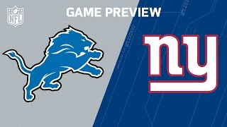 Lions vs. Giants | Darius Slay vs. Odell Beckham Jr. | Move the Sticks | NFL Week 15 Previews
