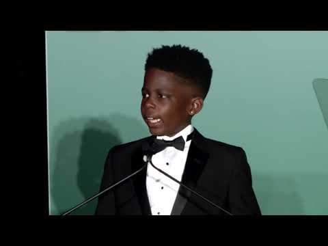 JA St. Louis Business Hall Of Fame 2019 - Student Presenter 2