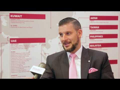 Alexander Suski, director, sales & marketing, Middle East & Africa, Millennium Hotels & Resorts