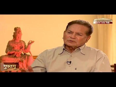 Guftagoo with Salim Khan (Part 1/3)