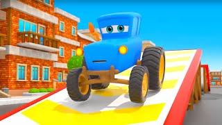 видео Traktor Zeichentrick смотреть онлайн
