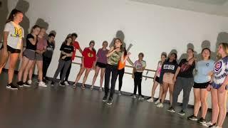 Hot Girl Summer Hip Hop Dance