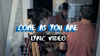Cover images Rasmus Hagen & Ida Hallquist - Come As You Are (Lyric Video)