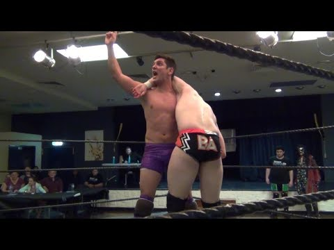 The Australian Pro Wrestling Gym Live at Club Bondi RSL #8