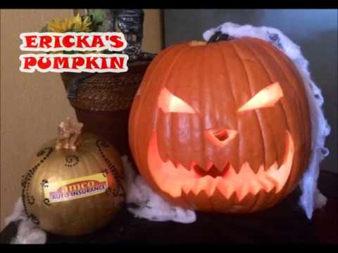 AMCO INSURANCE HALLOWEEN PUMPKIN CONTEST 2015
