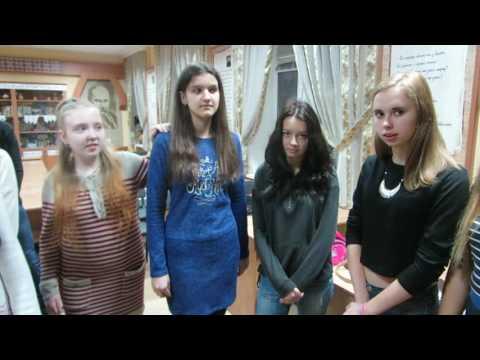 A video message - Ukraine, national food