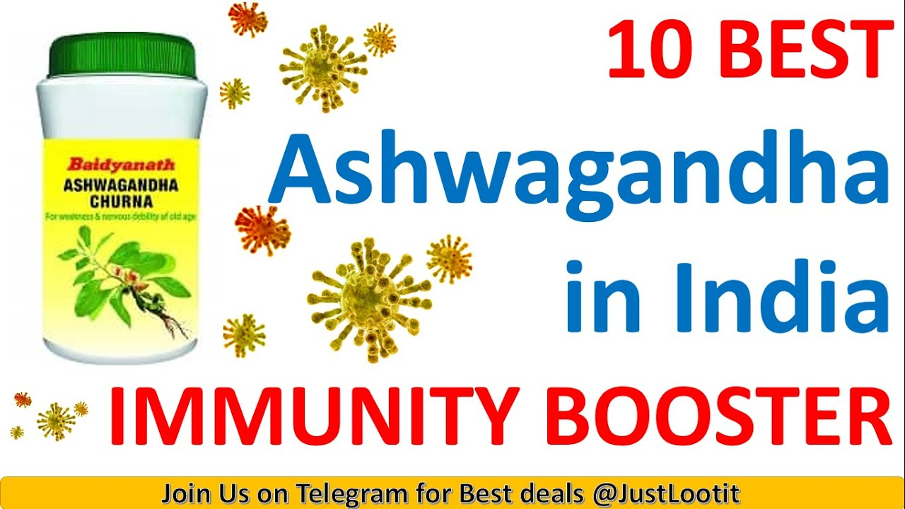 Top 10 Best Ashwagandha Brands in India in 2020 | Best Ayurvedic Immunity Booster in India Online