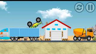 Unity Truck Car Android Game Unity Funny Game Cars Racing Learn Cars Name Cars for Kids