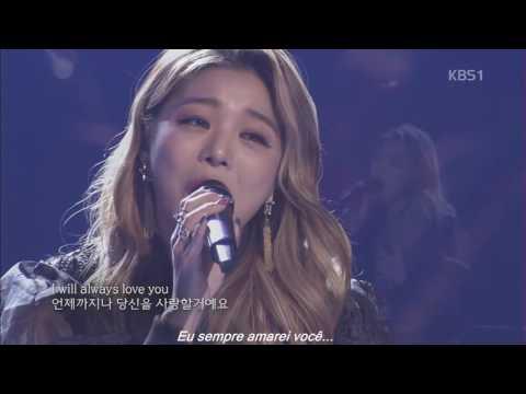 Ailee - I Will Always Love You Legendado (BR) Full HD