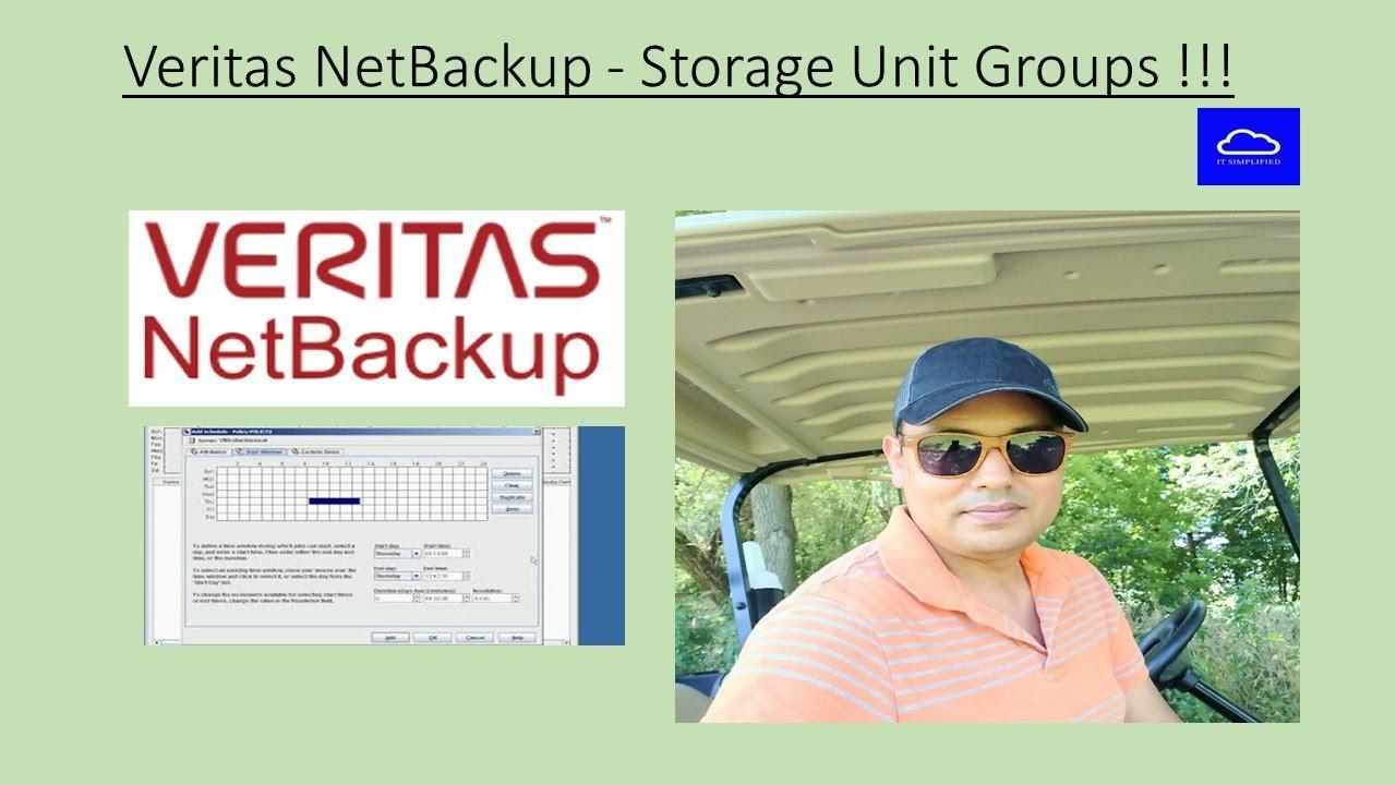 Veritas Netbackup - Storage Unit Groups  sc 1 st  YouTube & Veritas Netbackup - Storage Unit Groups - YouTube