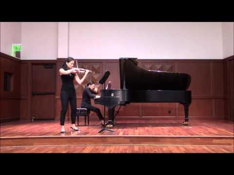 Richard Strauss: Sonata for Violin and Piano