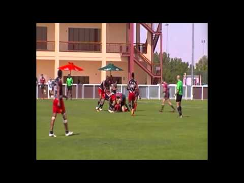 UAE Rugby at West Asia Rugby Sevens