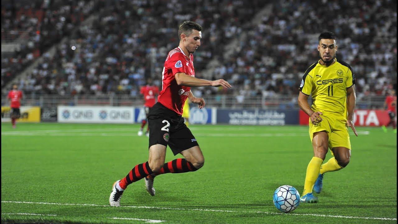 Esteghlal Dushanbe 4-0 Ceres FC