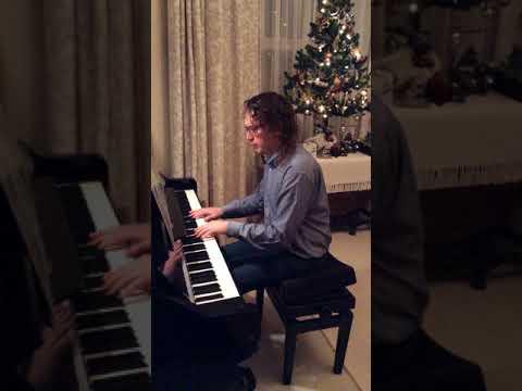 'Happy New Year' - ABBA - solo Piano...