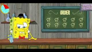 SpongeBob SquarePants Pest of the West (Спанч Боб Дикий Запад) - прохождение игры