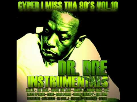 DR DRE - BEEN THERE, DONE THAT (INSTRUMENTAL) [HQ]