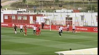Sevilla Atlético 1 - Mérida 2 (07-05-16)