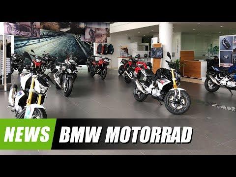 14 dòng xe mô tô BMW Motorrad sẽ được THACO phân phối năm 2018