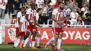 Ajaccio forfeit home field against toulouse in ligue 1 promotion playoff