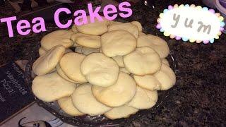 How to Make: Tea Cakes
