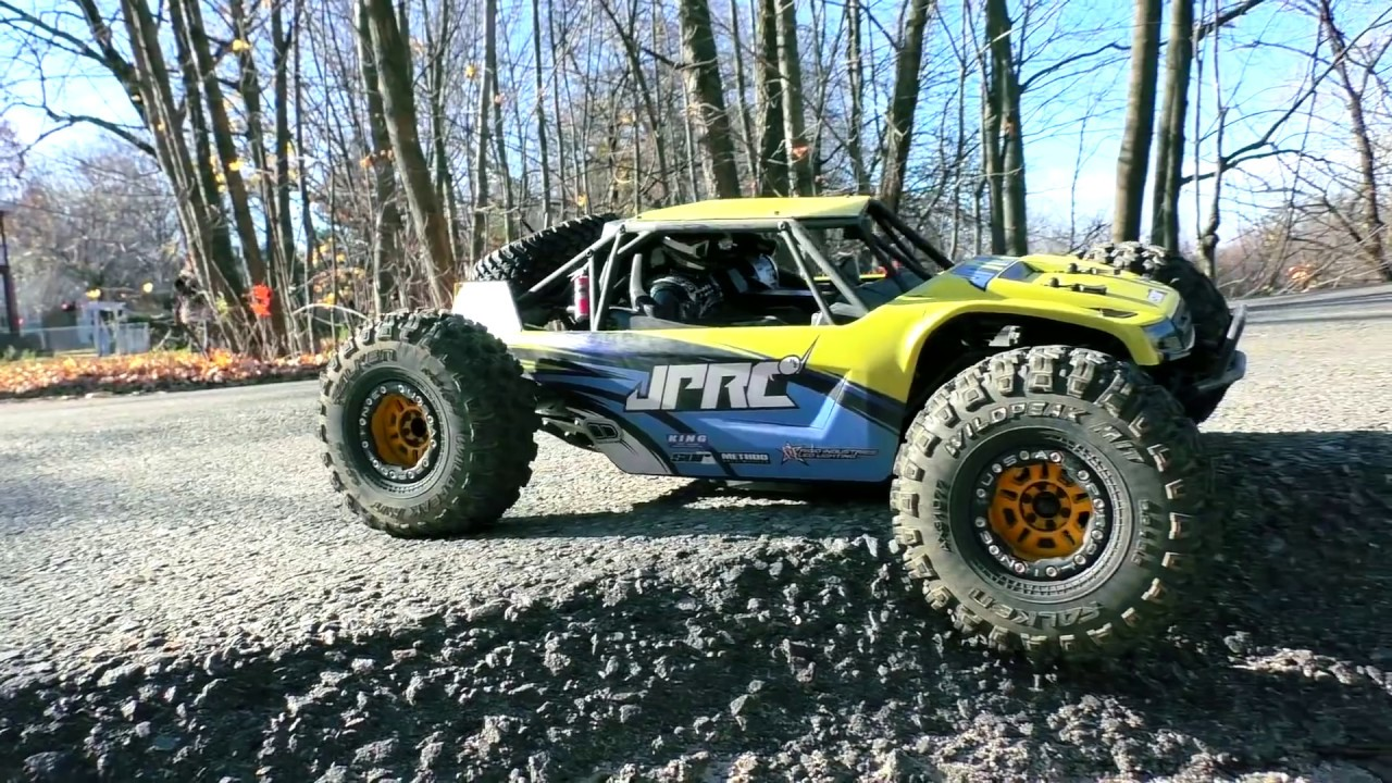 The Best Handling RC Rock Racer - Axial Yeti Ever!!