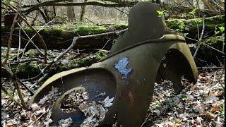 Vergessene Orte WW2 IM SCHUSSFELD DES BRÜCKENKOPFES Lost Places Verlassene Orte Geisterhaus Doku