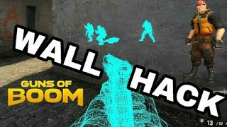 WALL HACKER  in Guns of boom