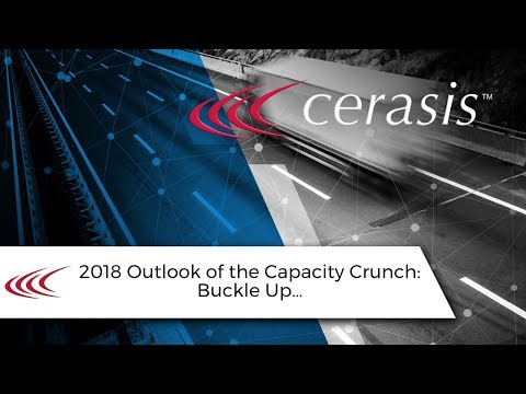 Talking Freight (31) - 2018 Outlook of the Capacity Crunch: Buckle Up…