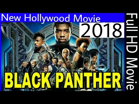 💕 Black Panther Movie Hindi Dubbed 💕...