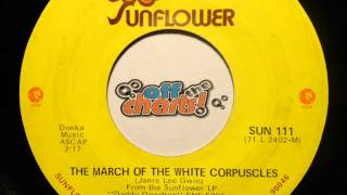 Daddy Dewdrop - The March Of The White Corpuscles ■ 45 RPM 1971 ■ OffTheCharts365