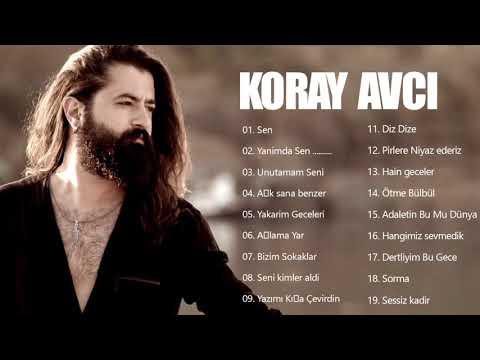 KORAY AVCI En popüler 20 🪕🎺 şarkı KORAY AVCI Tüm albüm 2021 Full HD indir