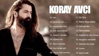 KORAY AVCI En popüler 20 🪕🎺 şarkı KORAY AVCI Tüm albüm 2021  HD