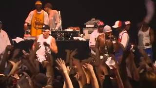 50 Cent Ft  Eminem  - Patiently Waiting LIVE OFFICIAL