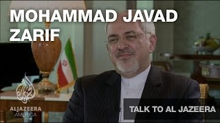 Mohammad Javad Zarif - Talk to Al Jazeera