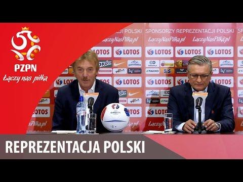 Podsumowanie eliminacji Euro 2016 (konferencja prasowa)