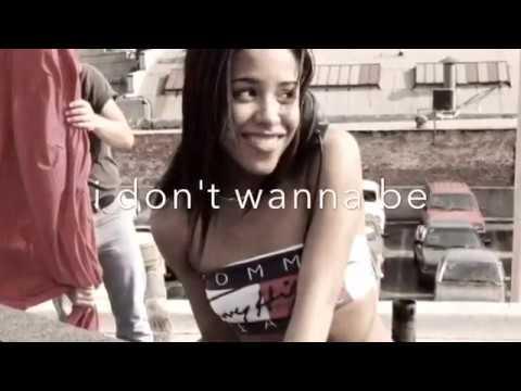 I don't wanna by Aaliyah Lyrics