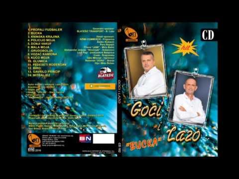 Goci i Lazo - Mitraljez BN Music Etno 2016
