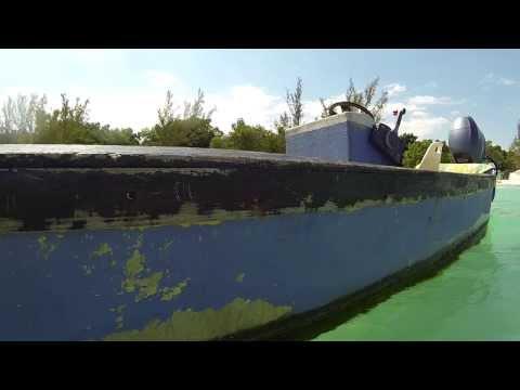 Fishing Boat - Jamaica Style