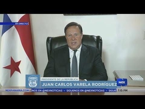Presidente Juan Carlos Varela se refiere a rechazo de magistradas designadas