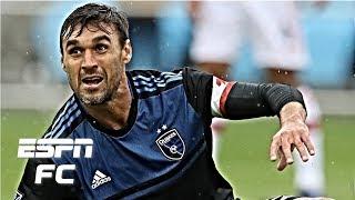 Chris Wondolowski breaks Landon Donovan's MLS goals record | MLS Highlights
