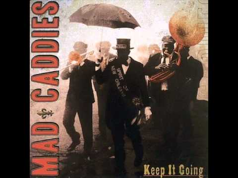 Mad Caddies - Backyard