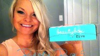Unboxing - Beauty Box 5 Thumbnail