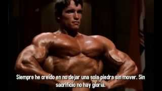 Gambar cover Arnold Schwarzenegger MOTIVACION DEPORTE-Mejora Tu Mundo Personal