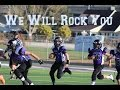 We Will Rock You - Queen - Youth Football