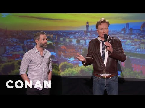 Q&A: Conan & Jordan Name One Thing They Like About Each Other  - CONAN on TBS