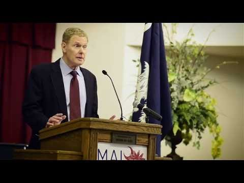 Candidacy Announcement Speech - Mal Hyman for Congress - South Carolina District 7