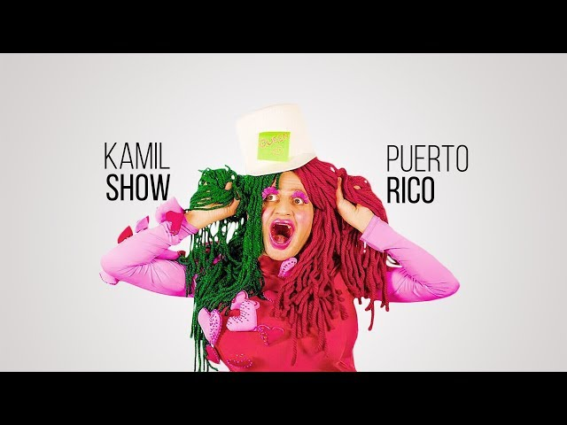 Kamil Show - Puerto Rico (Official Audio) Depi Evratesil 2018