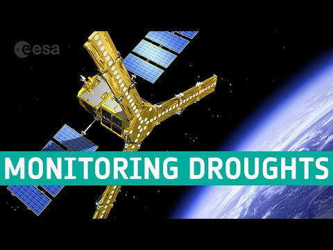 SMOS monitoring droughts