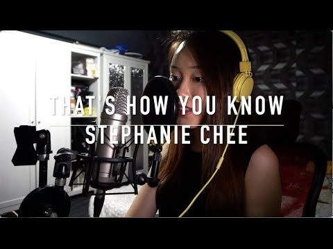 Disney Playlist: That's How You Know - Enchanted  (Cover)
